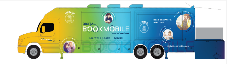 New Digital Bookmobile Back for 2017 Tour!