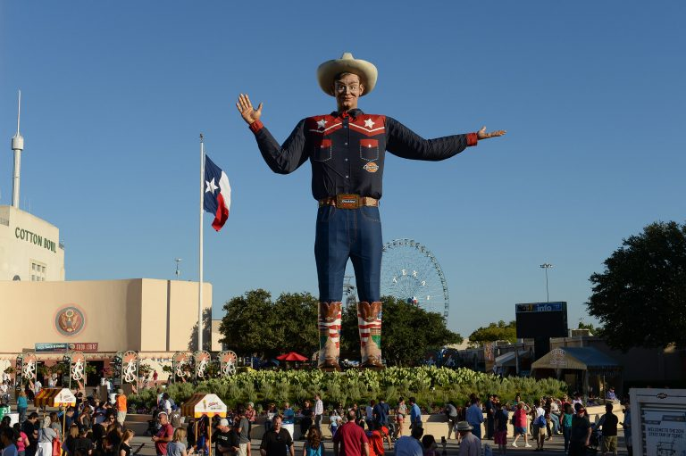 Four Amazing Events in Texas
