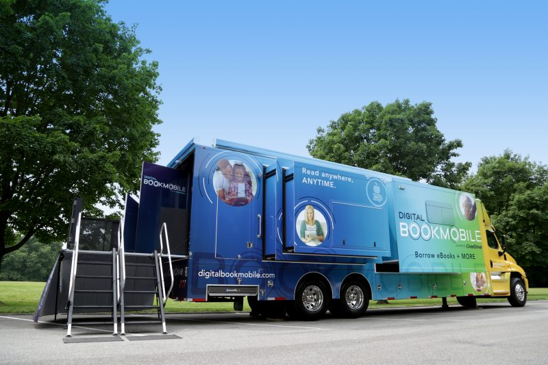 Top Questions About the Digital Bookmobile Answered!