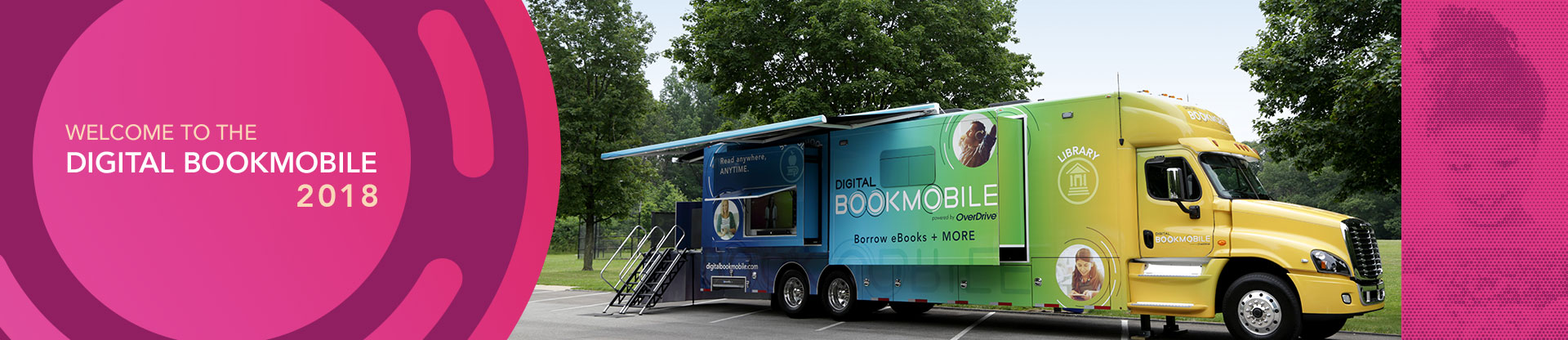 Welcome to the Digital Bookmobile 2018