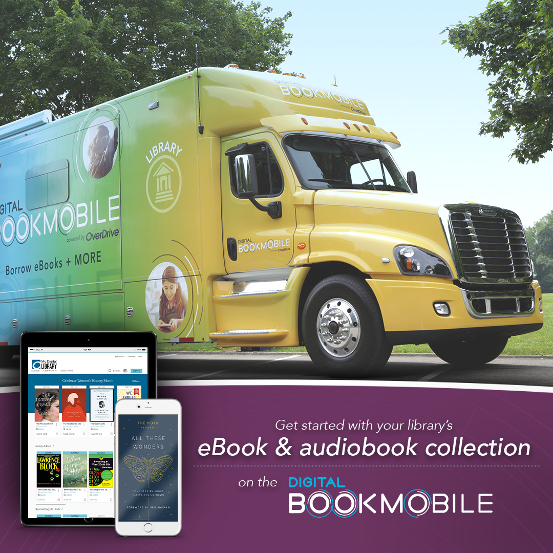 Digital Bookmobile Hits the Road in 2018