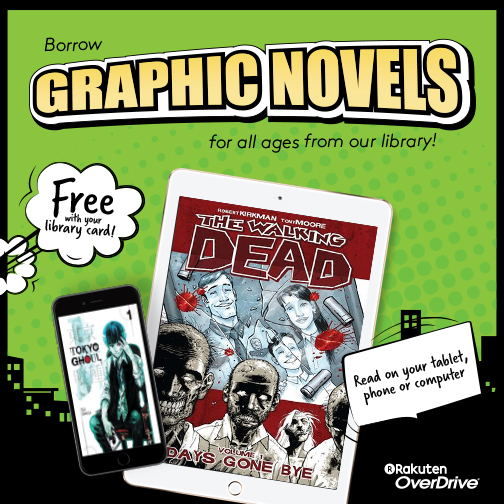 5 Fun Facts about Comic Cons on the Digital Bookmobile Tour