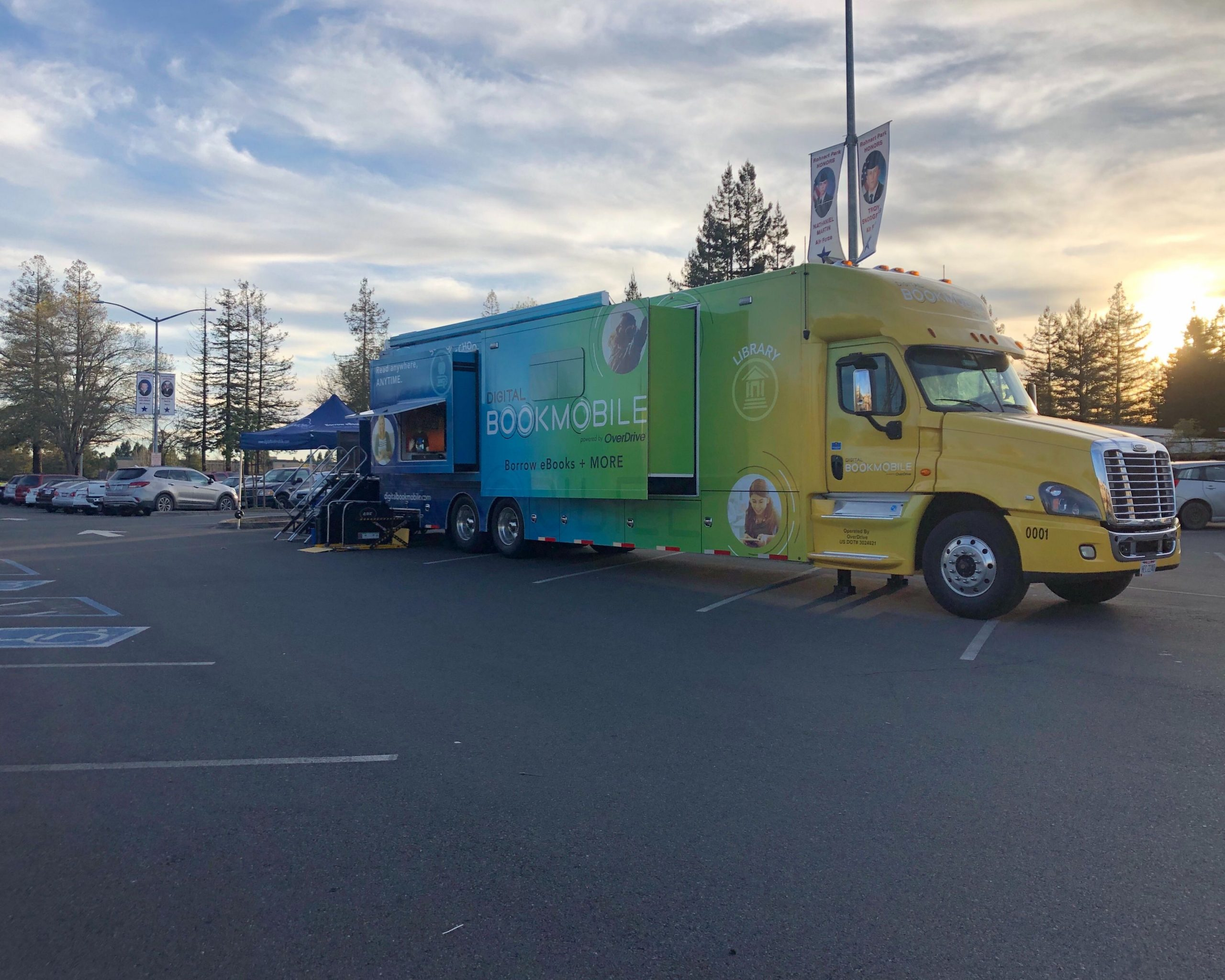 The Digital Bookmobile's 2020 Tour: Bigger, badder, and better than ever