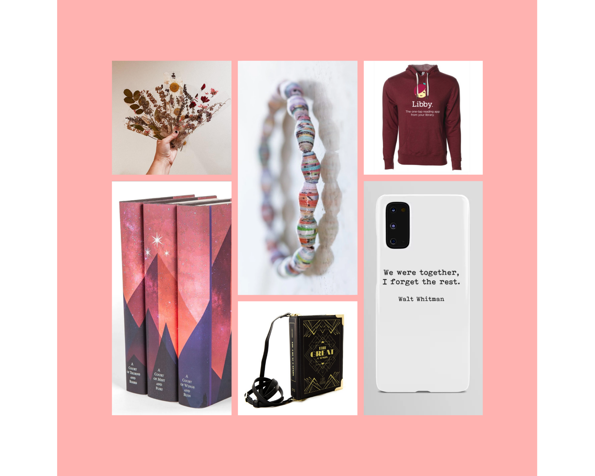 Gift Guide: Bookish Valentine