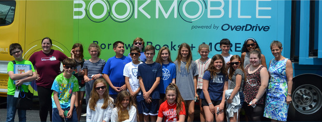Bookmobile Comes With OverDrive